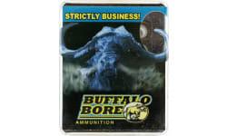 Buffalo Bore Ammunition 10A/20 32 S&W Long 115 GR Hard Cast Flat - 20rd Box