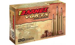 Barnes 22010 VOR-TX 260 Remington 120 GR TTSX BT - 20rd Box