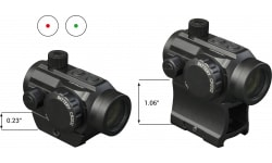 Konus 7217 SIGHT-PRO Nuclear Red Dot Dual Riser