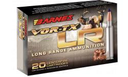 Barnes Bullets 28985 VOR-TX 7mm Remington Ultra Magnum 145 GR LRX Boat Tail - 20rd Box