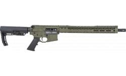 "Black Rain OrdnanceBRO-20110401 OD Green Billet Rifle 556 16"""