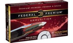 Federal P708A1 Vital-Shok 7mm-08 Remington 140 GR Nosler AccuBond - 20rd Box