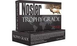 Nosler 60021 Trophy 6.5mmX284 Norma 130 GR AccuBond Brass - 20rd Box