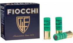 "Fiocchi 12LEBAT Rubber Baton 12GA 2.75"" 4.8 GR Slug - 25sh Box"
