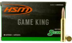 HSM 7STW8N Game King 7mm Shooting Times Westerner 160 GR SBT - 20rd Box