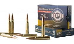 PPU PP8F Metric Rifle 8mm Mauser 198 GR Full Metal Jacket - 200rd Case