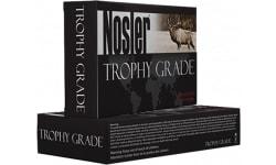 Nosler 60086 Trophy 338WinMag 250 GR AccuBond Brass - 20rd Box