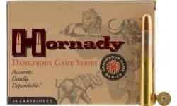 Hornady 8264 Dangerous Game 470 Nitro Express 500 GR - 20rd Box