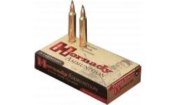 Hornady 8334 Superformance Varmint 22-250 Remington 35 GR NTX Lead-Free - 20rd Box