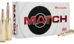 Hornady 81500 Match 6.5 Creedmoor 140 GR ELD-Match - 20rd Box