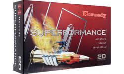Hornady 85507 Superformance 6.5X55 Swedish 140 GR SST - 20rd Box