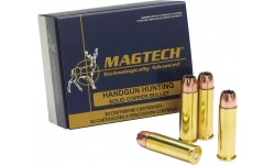 MagTech 500A Sport Shooting 500 Smith & Wesson Magnum 400 GR Semi-Jacketed Soft Point - 20rd Box