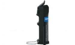 Mace 80750 Police Personal Pepper Spray 18 Grams OC Pepper 12 ft Range Black