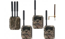 Covert 5786 Verizon Lora Unit w/3 32MP Camera
