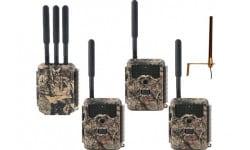 Covert 5793 ATT Lora Unit w/3 32MP Camera