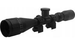 """BSA Sweet 30-30 3-9x 40mm AO Obj 34.20-11.50 ft @ 100 yds FOV 1"""" Tube Matte Black Finish 30/30"""