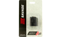 Savage 90023 A22 22 Long Rifle 10rd Black Finish