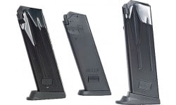 HK 207339S Magazine P2000 SK Sub Compact 9mm Extra Floorplate 10rd Polymer Black