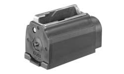 Ruger 90174 96/44 44 Remington Magnum 4rd Plastic Black Finish