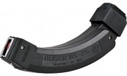 Ruger 90398 10/22 22 Long Rifle (LR) 50rd BX-25x2 Polymer Black Finish