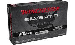 Winchester Ammo Silvertip 308 WIN 150 GR 20/200 - 20rd Box
