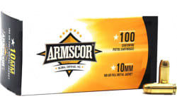 Arms 50440 10MM 180 GR FMJ - Value Pack - 100rd Box