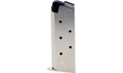 ProMag SIG17N Sig P238 380 ACP 6rd Black Polymer Base Plate/Steel Nickel Finish