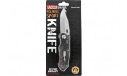 FPI 704C Accusharp Folding Sport Knife Camo