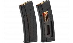 Hexmag HX10/30ARBLK AR-15 Multiple 10rd Black Finish