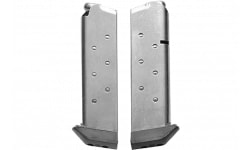 Chip McCormick Custom 14141 1911 45 ACP 8rd Stainless Steel Finish