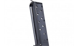 Mec-Gar MGCGOV9LB 1911 9mm Luger 9rd Steel Blued Finish Single Stack