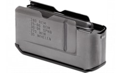 Remington 19637 Rem 7600 Long Action 3rd Black Finish