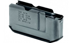 Remington 19638 Rem 7400/750 Short Action 3rd Black Finish
