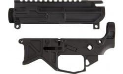 Battle Arms BAD556-LW-SET Arms AR15 Lightweight LOWER/UPPER Receiver SET Black