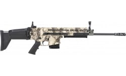 FN 38-100841 Scar 17S Camo 16-IN 10rd