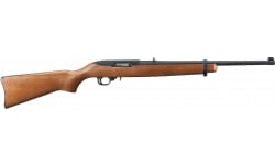 "Ruger 1103 10/22 Carbine Semi-Auto 18.5"" 10+1 Walnut Stock Black"