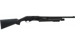 ATA ETRO09 Pump 18.5 Synthetic Shotgun