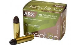 Inceptor 50BEOARXBR20 Preferred Hunting 50 Beowulf 200 GR ARX - 20rd Box