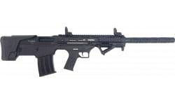 "Radikal NK-1 (BW) SEMI-AUTO Bullpup 24"" G/B Tactical Shotgun"