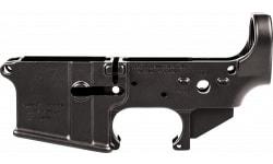 ZEV LR556FOR AR15 Forged Lower Black Hardcoat Anodized