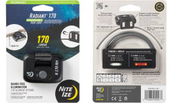 Nite Ize R170TR-01-R7 Radiant 170 Rechargeable Task Light