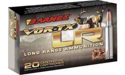 Barnes Bullets 30232 LR6CRDM1 6mm Creedmoor 95 LRX - 20rd Box