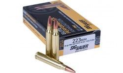Sig Sauer E223B1-20 223 55 Elite - 20rd Box