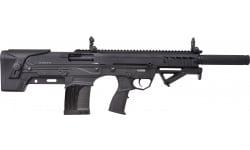 Best Arms BA912 Bull PUP Black Tactical Shotgun