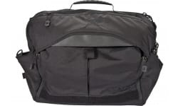 "Vertx VTX5005 EDC Courier Bag Internal Organization 13"" x 18"" x 6"" Black"