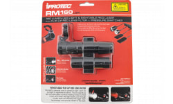 Iprotec 6094 Rail Mount LGT AND Red Laser 2-SWITCHES
