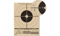 Rite in the Rain 9129 25 Meter Zeroing Target - True-MOA, Multipurpose