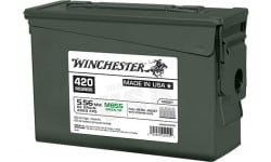 Winchester Ammo LC 5.56MM M855 62 GR FMJ CAN - 420rd Box
