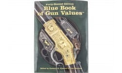 Blue 00042 Mblue Book OF GUN Values 42ST Edition