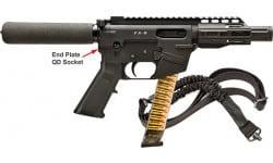 Freedom Ordnance FX9P4-T FX-9 4 Fluted Muzzle Enhancer Sling